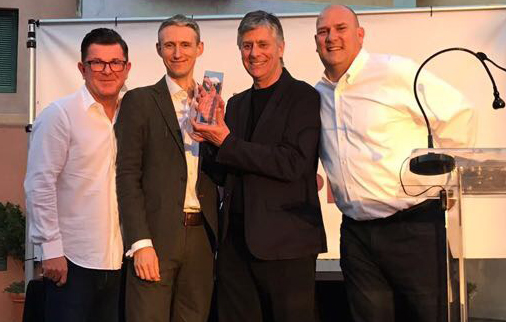 4motiv receives 'Better Together, Global People, Supplier Award' at McDonald's Worldwide Convention 2018